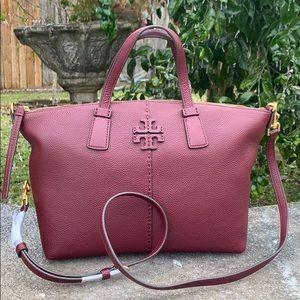 Brand new Tory Burch satchels